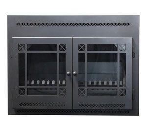 850 mm Built-in - new design with Diamond pattern doors